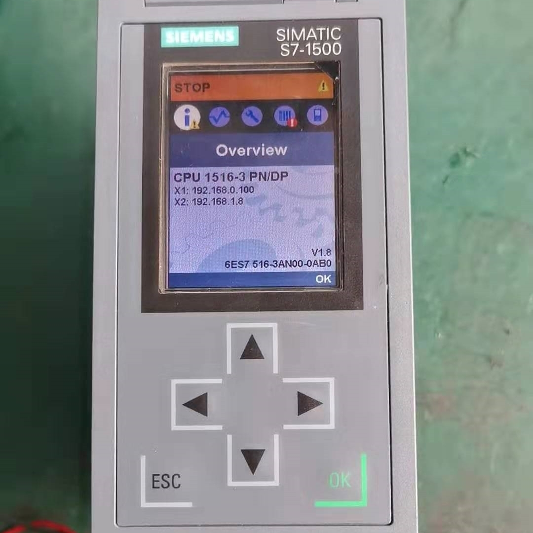 西门子S7-1500PLC1518维修指定中心