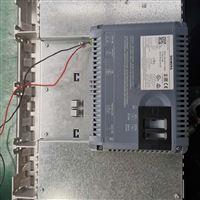 西门子MP377触摸屏启动运行一会黑屏维修