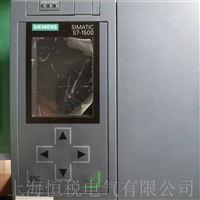 西门子CPU417上电指示灯全亮/全闪修复率高