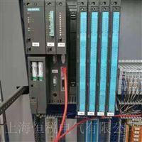 西门子CPU416上电指示灯全部都亮解决方法