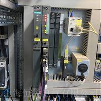 西门子PLC414开机所有灯全亮故障检测