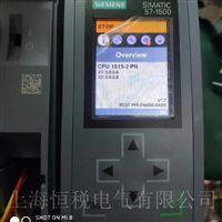 西门子CPU414通电所有灯全亮故障检测