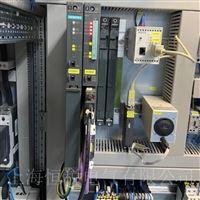 西门子PLC412开机指示灯全亮/全闪烁修复