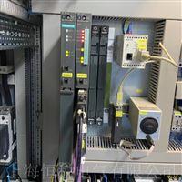 西门子PLC412启动所有指示灯全亮维修技巧