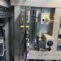 西门子PLC412通讯网口连接不上维修中心