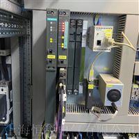 西门子CPU412开机指示灯无显示故障修复