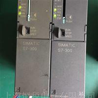 西门子CPU319上电指示灯全部不亮解决方法