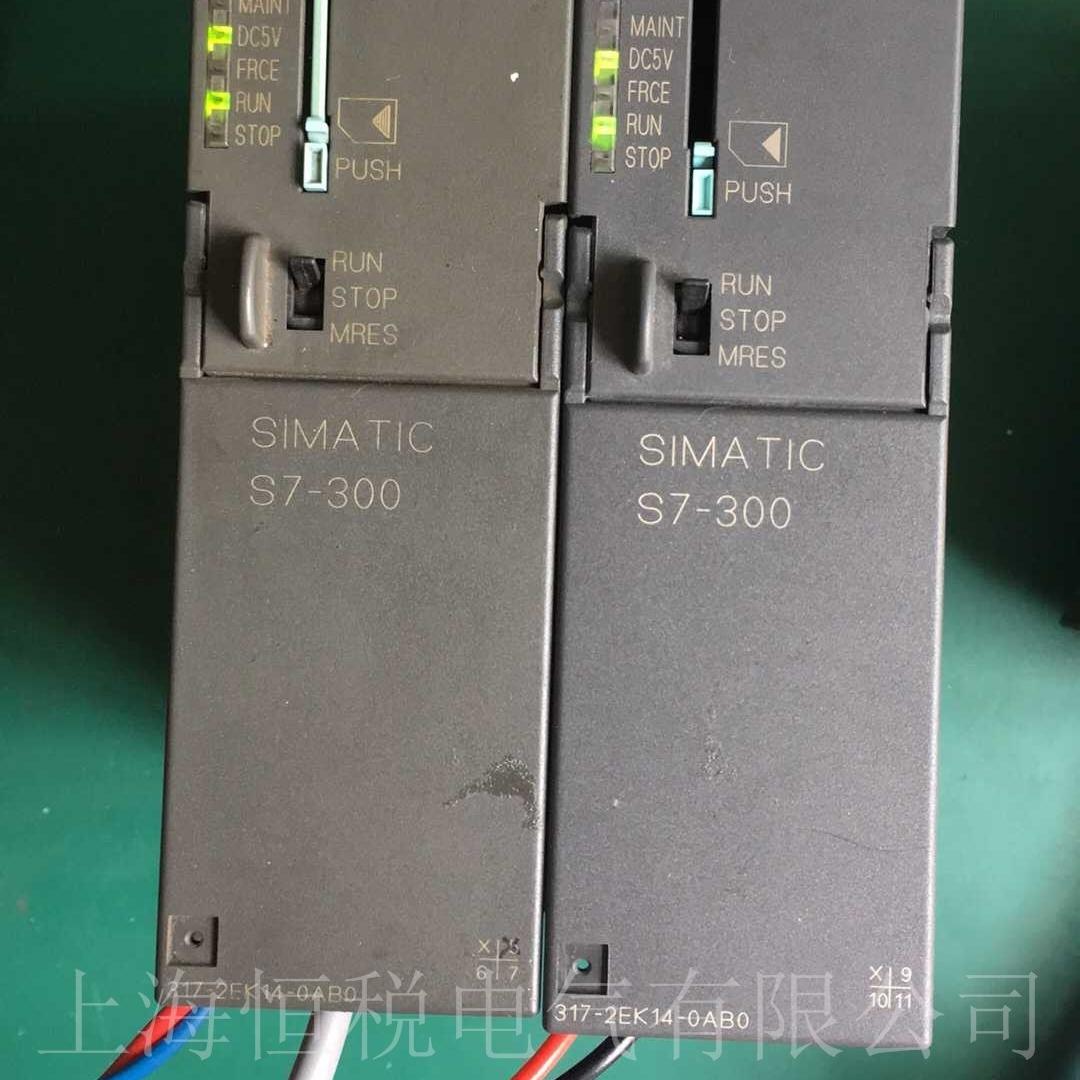 西门子CPU319 DC5V灯不亮修复专家