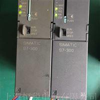 西门子PLC317启动所有指示灯全亮维修技巧