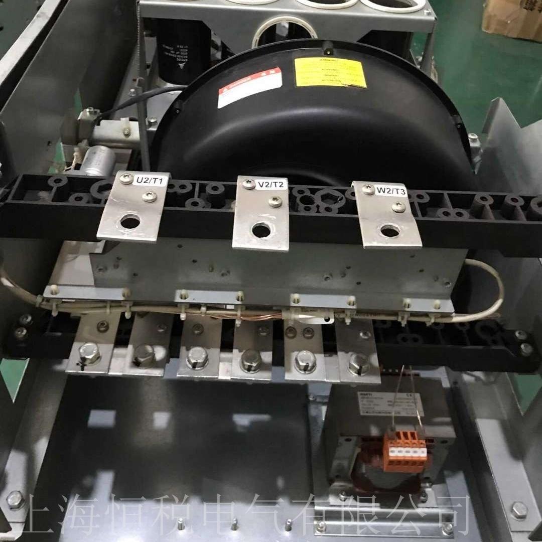 西门子变频器6SE70开机报警F002故障检测