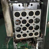 西门子变频器6SE70送电后面板不亮快速修复