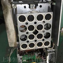 6SE70十年修复西门子变频器6SE70送电后面板不亮快速修复
