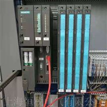 FM458现场维修西门子PLC模块6DD1607所有灯全闪故障检测