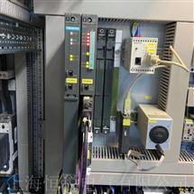 6DD1607上门维修西门子模块6DD1607上电INTF/IF灯亮解决方法