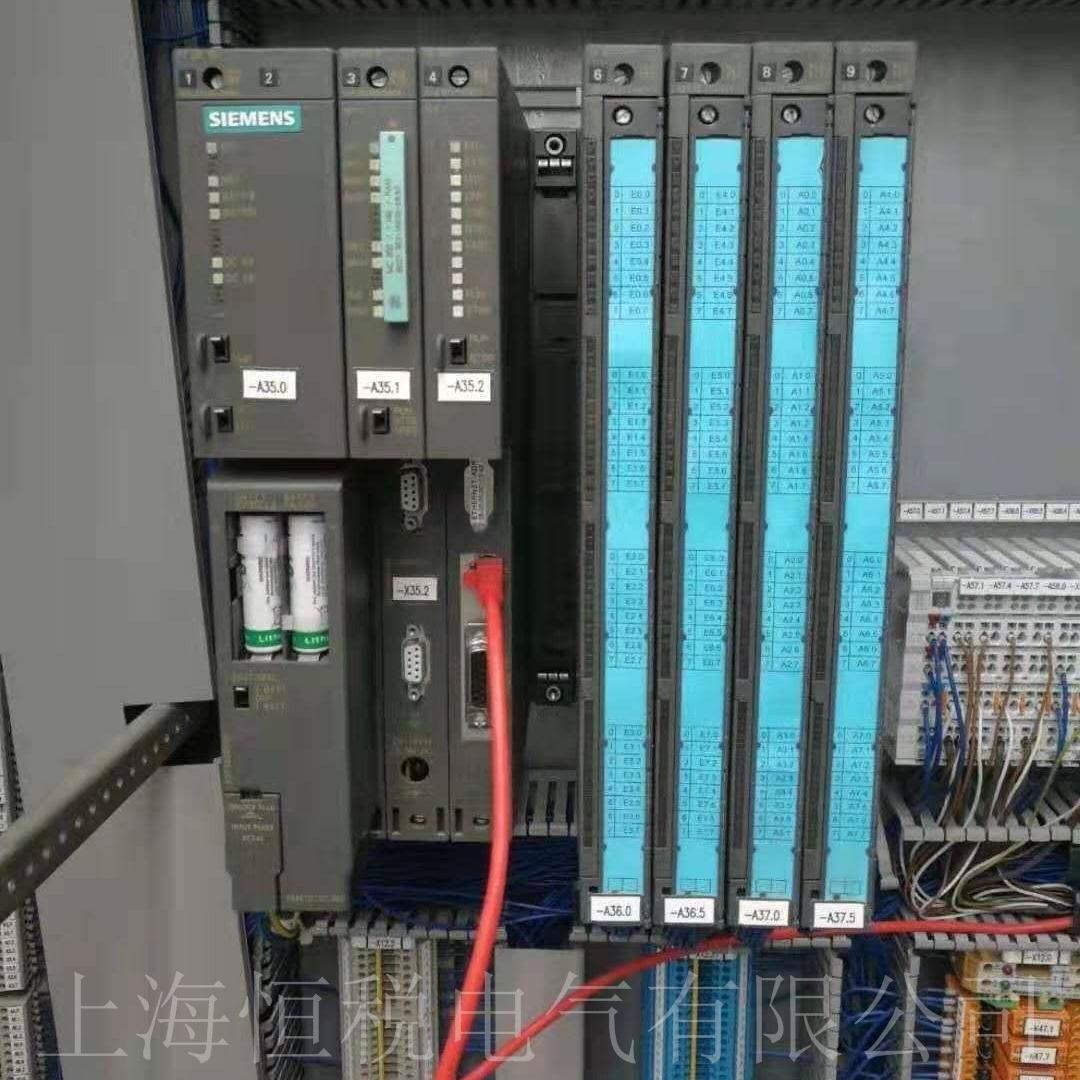 西门子模块6DD1607通电指示灯全闪十年维修
