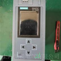PLC1500维修厂家西门子PLCS7-1500启动面板不亮故障十年修复