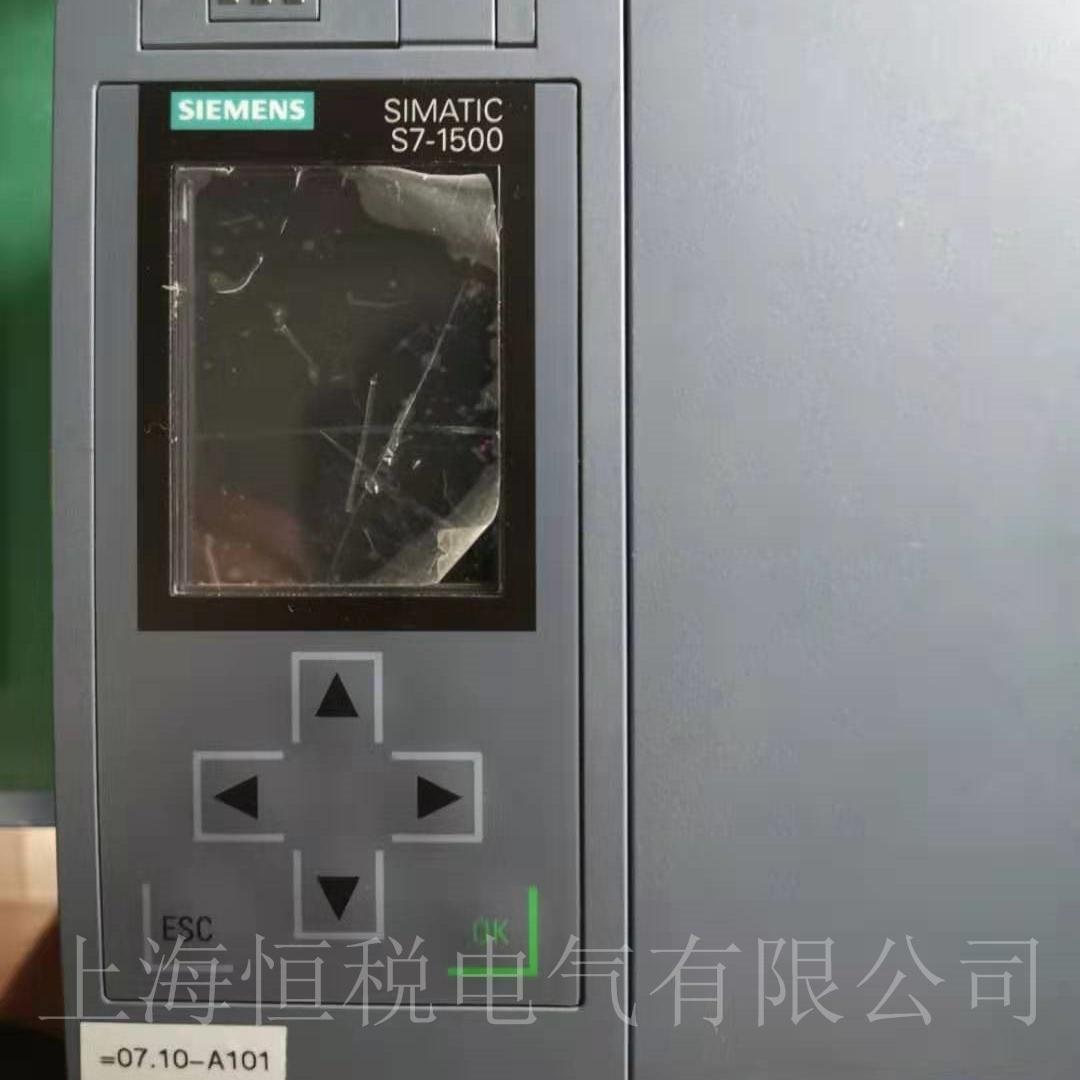 西门子S7-1500PLC断电后开机不启动原因分析