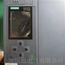 CPU1500维修销售西门子CPU1500开机启动面板无显示解决方法