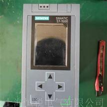 CPU1500修复专家西门子CPU1500通电面板无显示故障维修技巧