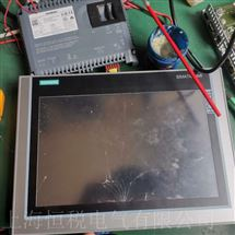 SIEMENS售后维修西门子触摸屏上电显示白屏专业维修十多年