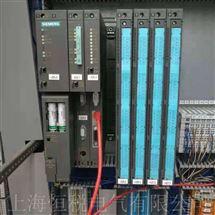 PLC400修复专家西门子PLC模块CP443-1所有灯全亮解决方法