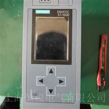 S7-1500修复专家西门子S7-1500控制器启动小屏幕不亮修理