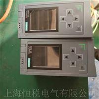 西门子S7-1500控制器启动不显示主界面修理