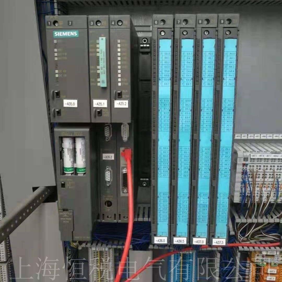 西门子S7-400CPU开机所有灯全亮维修小技巧