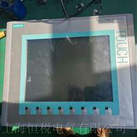 西门子显示屏启动进度条走一半死机不动维修