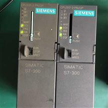 PLC317一天修好西门子PLC317网口通讯连接不上故障修理方法
