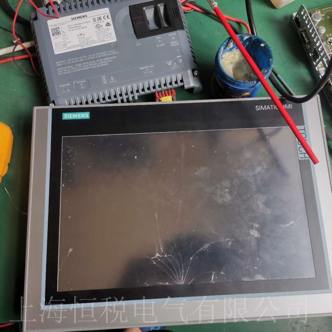伦茨Lenze触摸屏开机无法进入系统维修电话