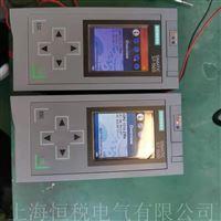 西门子S7-1500PLC启动面板无显示修理电话