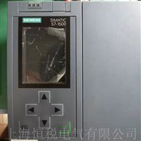 西门子S7-1500PLC主机开机小屏幕不亮修复