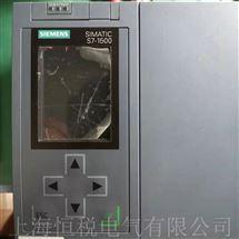 S7-1500十年修理西门子S7-1500PLC主机开机小屏幕不亮修复
