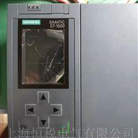西门子S7-1500CPU主机启动面板黑屏解决方法