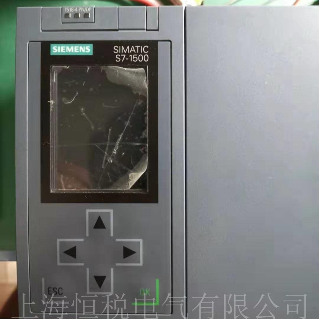 西门子S7-1516CPU开机面板指示灯不亮修理店