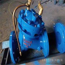 多功能水泵控製閥JD745X源頭廠家