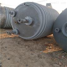 多种二手不锈钢外盘管反应釜