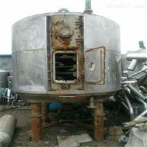 出售二手40平方不锈钢盘式干燥机