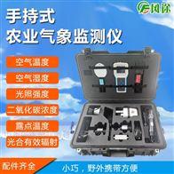 FT-QX12手持式农业气象监测仪