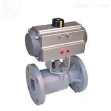 气动PVC法兰球阀Q641S质量保障