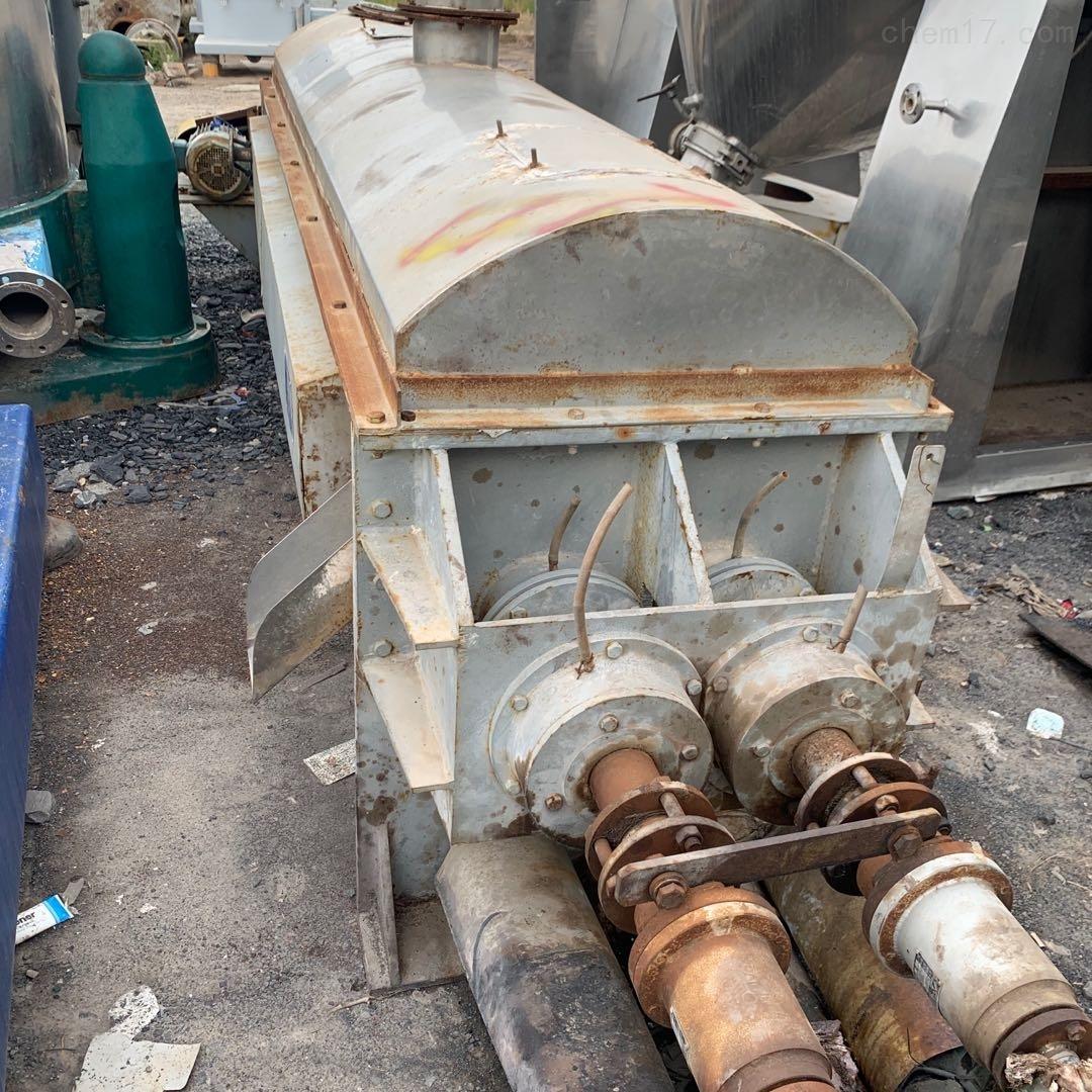 全国回收二手空心桨叶干燥机现货