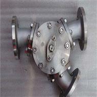 气动Y型三通球阀Q642F/H九折优惠