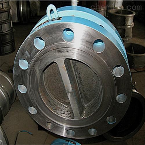 不锈钢对夹双瓣旋启式止回阀