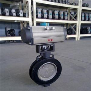 气动高性能蝶阀GD671F源头厂家