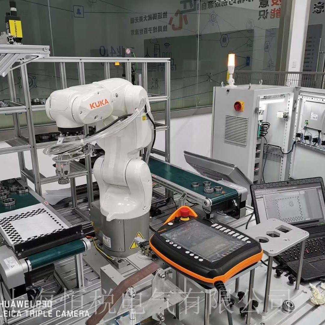 KUKA机器人KRC4示教器面板屏幕无显示维修