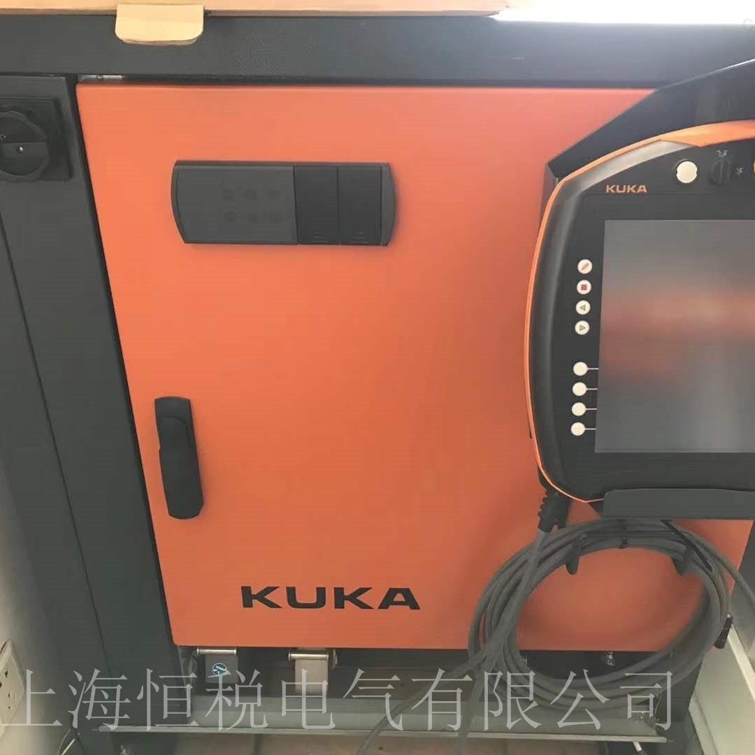 KUKA机器人示教器触摸按键无反应修理专家