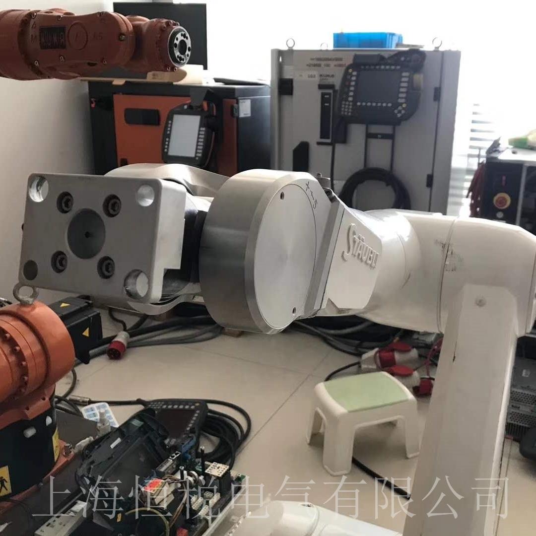 KUKA机器人示教器无法进入工作界面售后维修