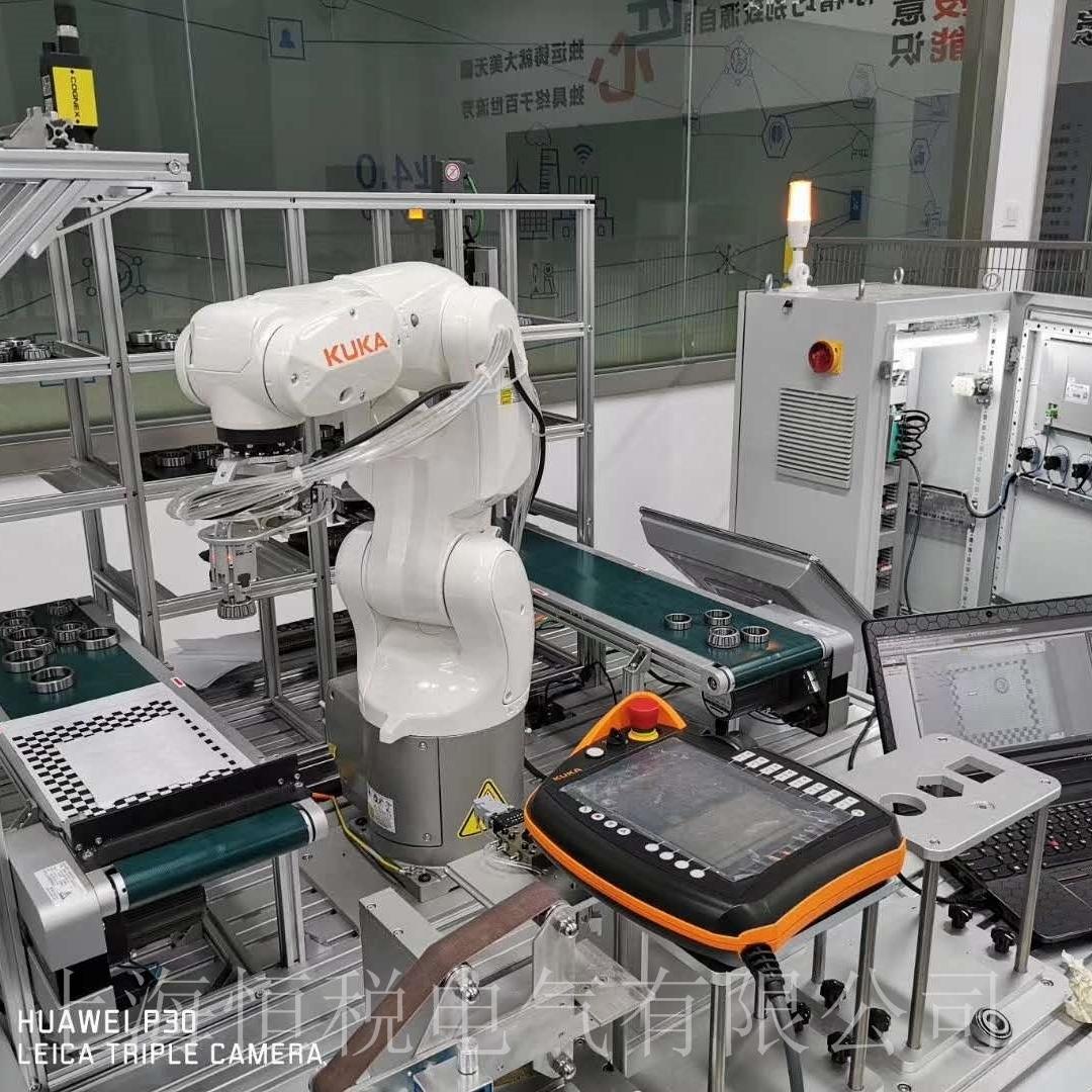 KUKA机器人触摸屏启动黑屏不亮维修专家