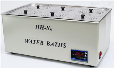 HH-S6数显恒温水浴锅